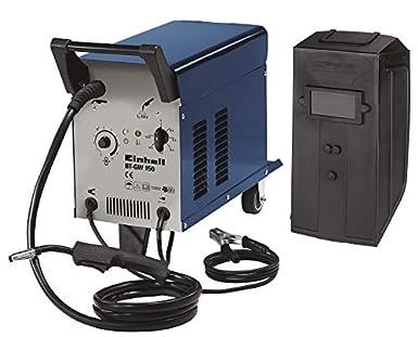 Einhell BT-GW 150 - Soldador hilo (potencia 690 W, flujo de descarga