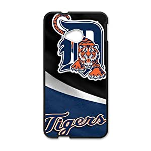 Detroit Tigers Fashion Comstom Plastic case cover For HTC One M7