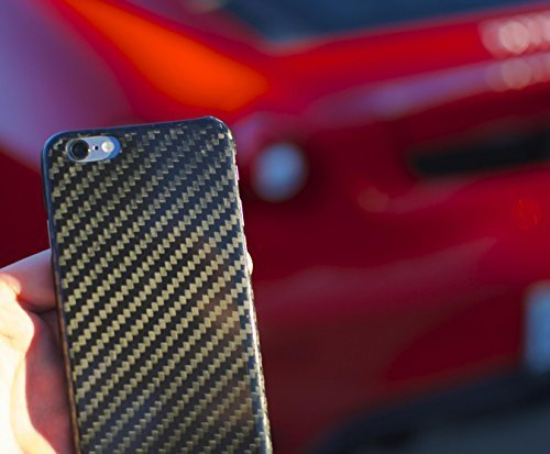 100 carbon fiber iphone 6 case 3k - 7