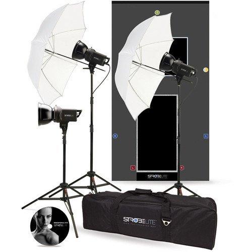 Photo Basics 241 Strobelite Three Light Kit