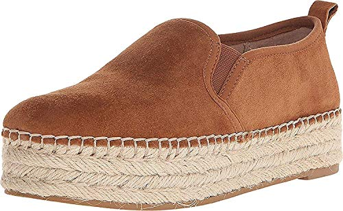 Us Espadrilles Suede Kid Sam Frauen Femme Carrin Saddle Blush Leather Gold Edelman qwSY6xH