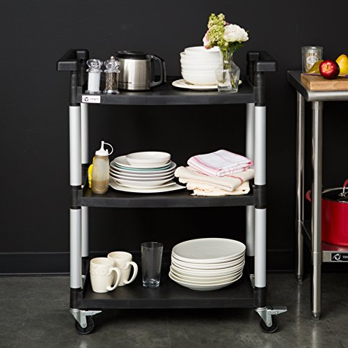 Review Trinity 3-Tier Utility Cart