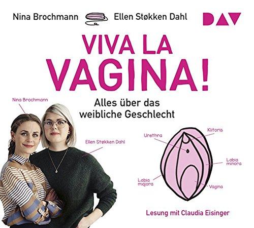 viva la vagina alles ber das weibliche geschlecht 4 cds rh amazon com