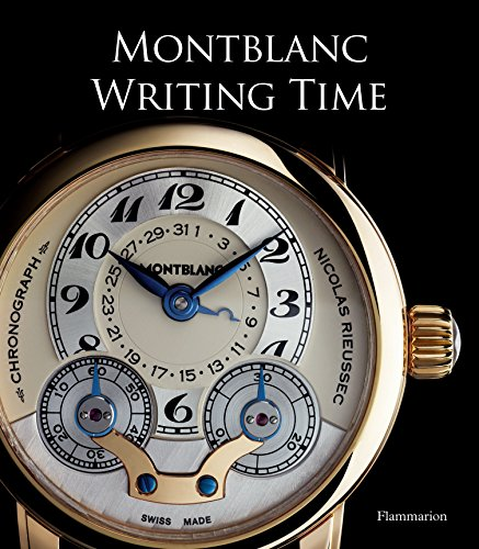 Writing Time: Montblanc