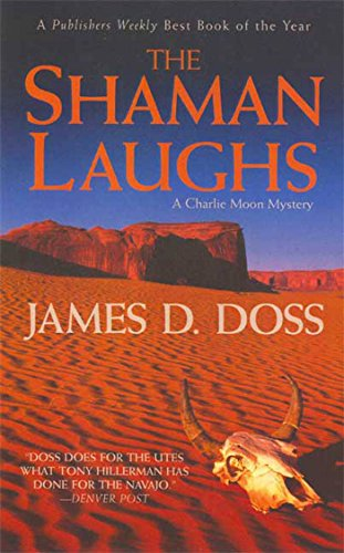 book cover of The Shaman Laughs