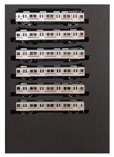 グリーンマックス Nゲージ 4178 東急8500系TOQ-BOX基本6輛 (塗装済完成品)の商品画像