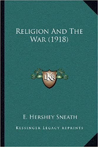 Religion and the War (1918)