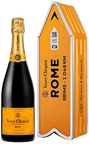 Image Unavailable. Image not available for. Color: Veuve Clicquot Champagne ...