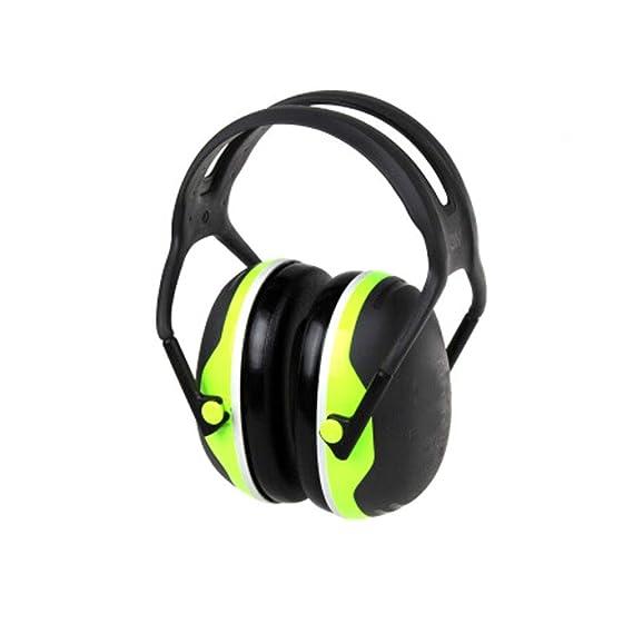 WBBGYEZ Soundproof Earmuffs Color : Noise Reduction 33db Green Sleeping Headphones Mute Noise Reduction Professional Anti-Noise Comfortable Headphones