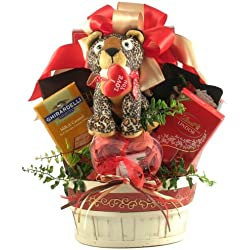 You Drive me Wild, Romantic Gift Basket (Small)