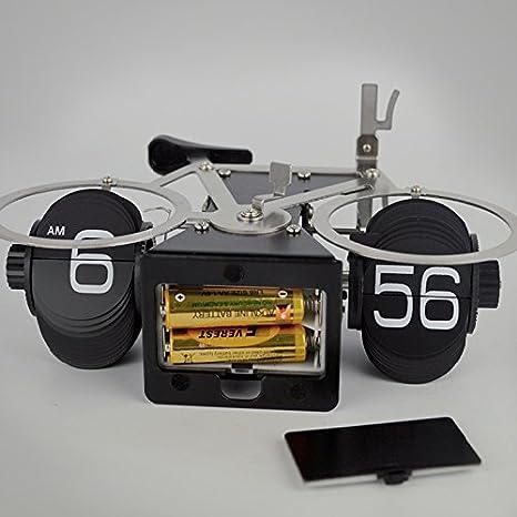Amazon.com: OOFAY Bicicleta Deporte Acero Inoxidable Ultra Low Noise Página Siguiente Los Relojes de Pared , bike: Home & Kitchen