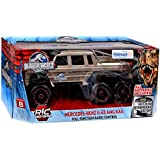 Jurassic World Mercedes-Benz G63 AMG 6X6 R/C Car by Jada