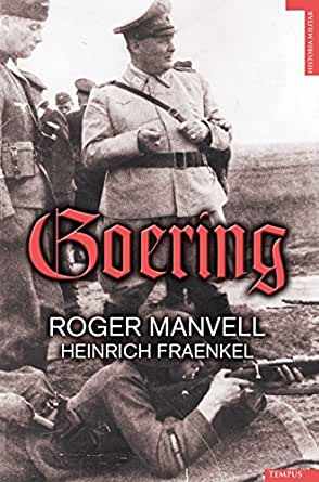 Goering (Spanish Edition)