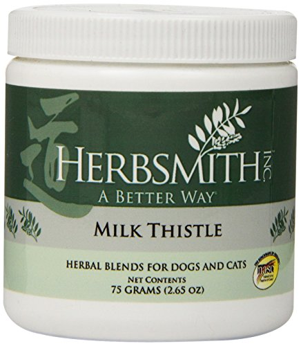 Herbsmith-Milk-Thistle-Herbal-Supplement-for-Dogs-and-Cats-75gm-Powder