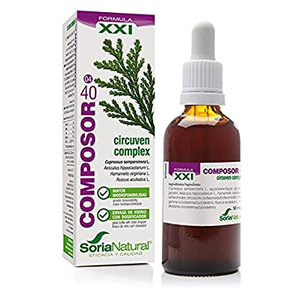 Soria Natural Composor 450 Circuven XXI - 50 ml