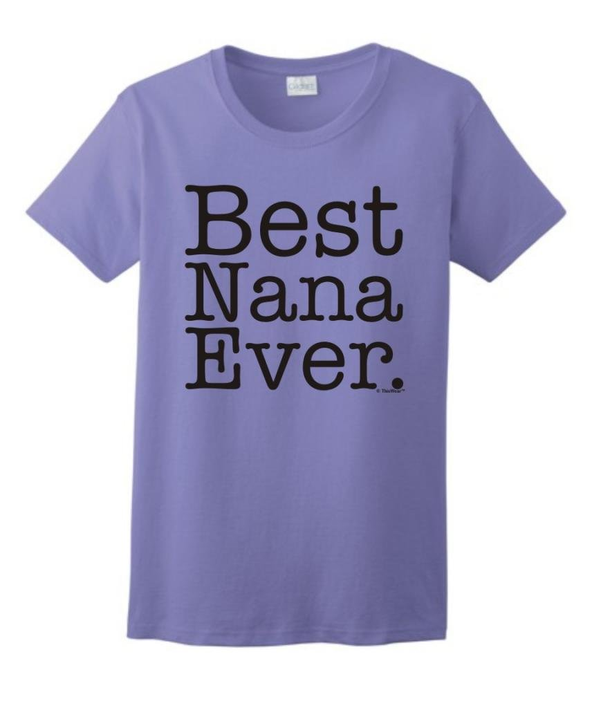 Best Nana Ever Shirts