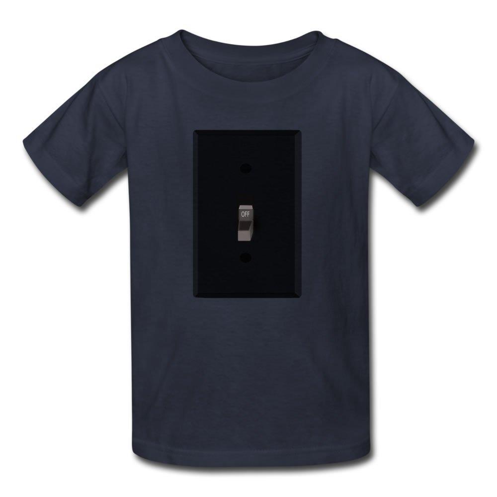 Amazon Light Switch Kids T Shirts Customized Wholesale Electronics