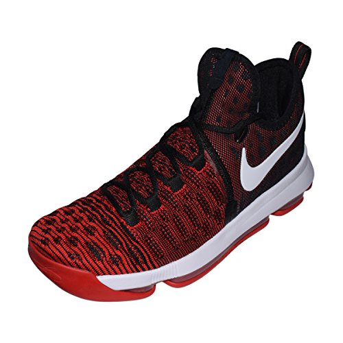 Zapatillas De Baloncesto Nike Hombres Zoom Kd9 Elite Red / White / Black