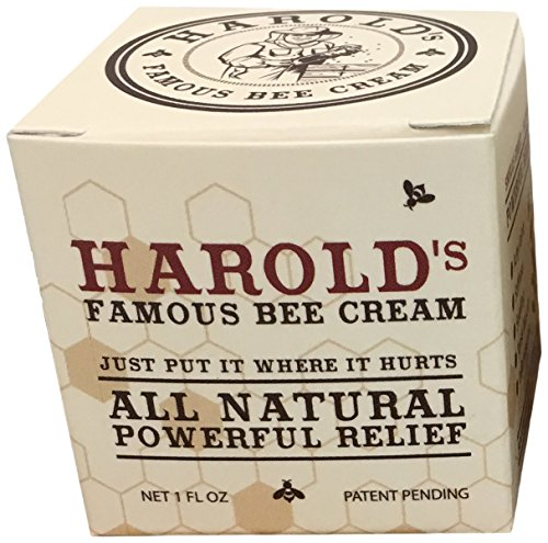 Harold's Famous Bee Cream, 1 Fluid Ounce