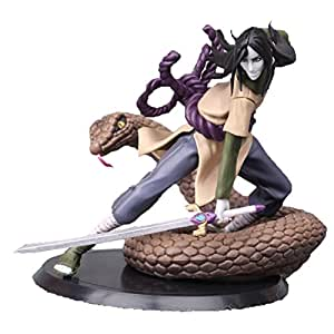 Naruto Action Figure Shippuden Orochimaru DXtra PVC Anime Figurine collection for boys