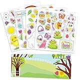 Amscan 150066 Sticker, One size, Multicolor