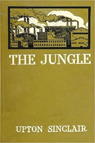 The jungle upton sinclair 9781478280095 amazon books fandeluxe Images