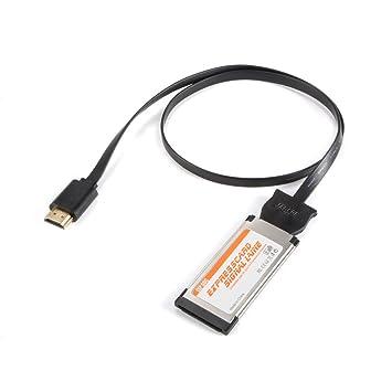 La línea de señal EXP GDC Expresscard Signal Line PCI-E ...
