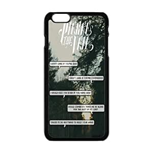 """Danny Store Hardshell Cell Phone Cover Case for New iPhone 6 Plus (5.5""""), Pierce The Veil"""