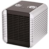 King Electric PH-16 1500-watt Portable Ceramic Comfort Cube Heater, Silver by King Electric