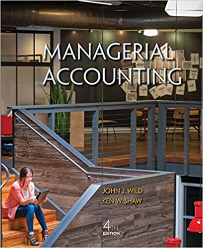 Amazon managerial accounting ebook john wild ken shaw kindle managerial accounting 4th edition kindle edition fandeluxe Choice Image
