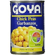 Goya Chick Peas, 6 Count,15.5 OZ