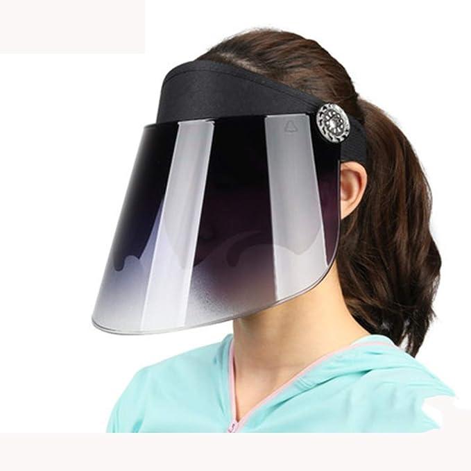 Amazon.com: SX-hat La SRA visera del Sombrero del sol con ...