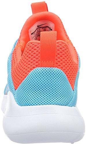 Nike Ladies Kaishi 2.0 Scarpe Da Corsa Blu (gamma Blu / Totalmente Cremisi-bianco)