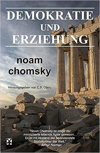 Demokratie Und Erziehung Amazon De Noam Chomsky Sven