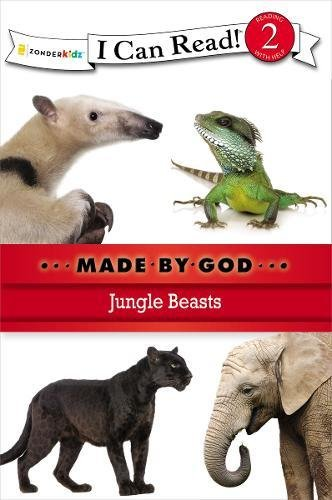 Jungle Beasts (I Can Read!/Made By God)