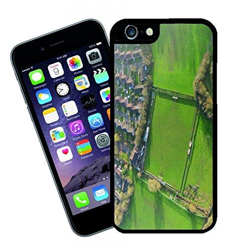 Aylesbury FC Trinity Fußball Stadion iPhone Fall–dieses Cover passt Apple Modell iPhone 6(nicht 6Plus)–von Eclipse Geschenk Ideen