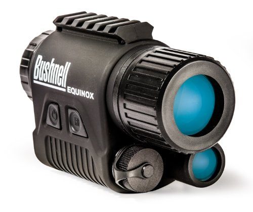 Bushnell Tactical Equinox 3x 30mm Digital NightVision Monocular with Video - Preditor 2