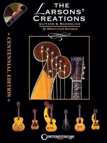 Brothers Mandolin (The Larsons' Creations - Centennial Edition: Guitars & Mandolins)