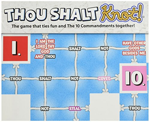 the 3 commandments board game - 7
