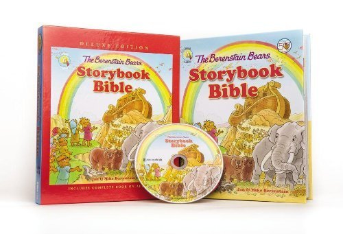 The Berenstain Bears Storybook Bible Deluxe Edition: With CDs (Berenstain Bears/Living Lights) by Jan & Mike Berenstain (2013-09-28)
