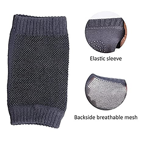 Infants Toddler Baby Knee Pad Crawling Safety Protector Leg Warmers Kneecap