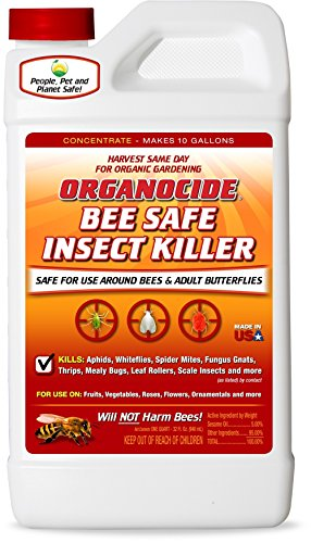 Organic Laboratories 100532027 Ready to Use Organocide Bee Safe Insect Killer, White