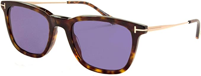 outlet boutique first rate new authentic Amazon.com: Sunglasses Tom Ford FT 0625 Arnaud- 02 52V dark havana ...