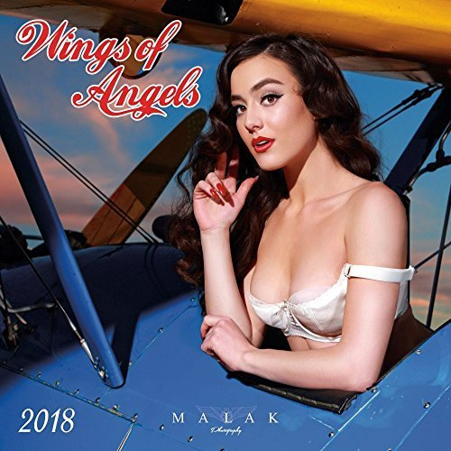 Wings of Angels 2018 Wall Calendar