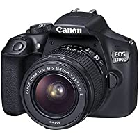 Canon EOS 1300d 18-55mm IS II Wi-Fi® DSLR Fotoğraf Makinesi
