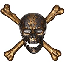 Disney Pirates of the Caribbean 3D Skull and Crossbones Wall Decoration