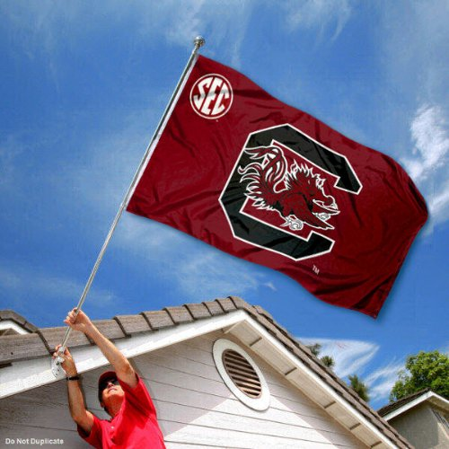 USC Gamecocks SEC 3x5 Flag College Flags and Banners Co