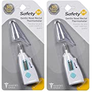 Safety 1st Gentle Read Rectal Thermometer (Pack of 2)