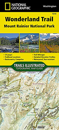 (Wonderland Trail (National Geographic Topographic Map Guide))