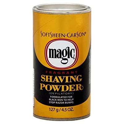 Magic Gold Shaving Powder Fragrant